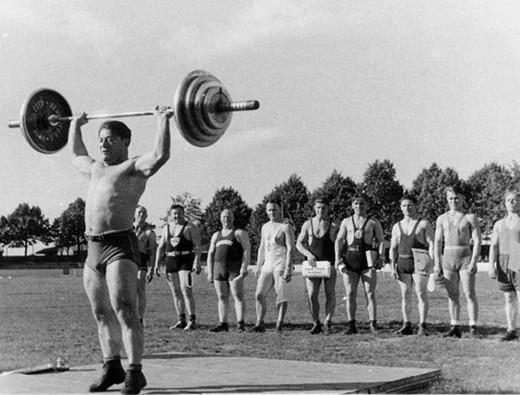 vintage Olympics 5