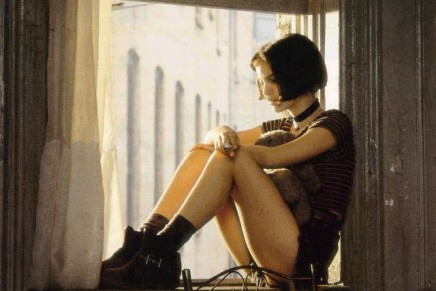 Fashspiration of the week // Natalie Portman in Léon AKA a twelve-year-old girl in the 90s