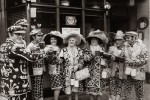 Blow Out (and about) // Doing the Lambeth Walk (oi!) with actual Pearly Kings and Queens