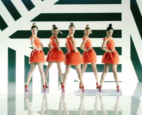 Girls Aloud Something New video