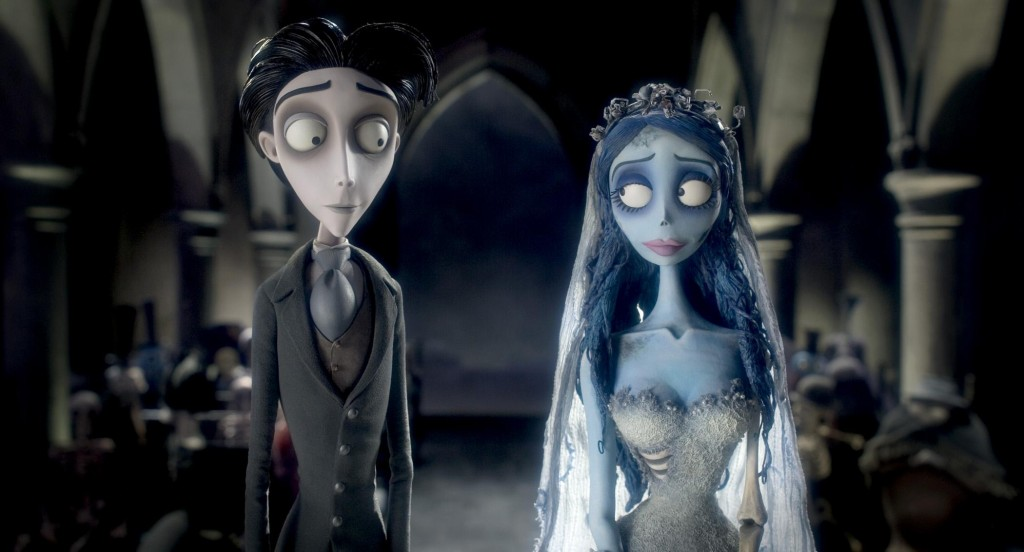 Johnny Depp Corpse Bride
