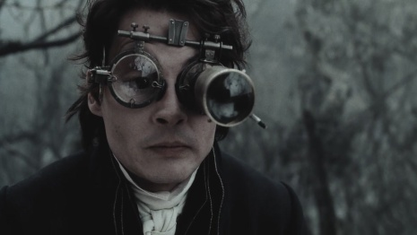 Johnny Depp Sleepy Hollow