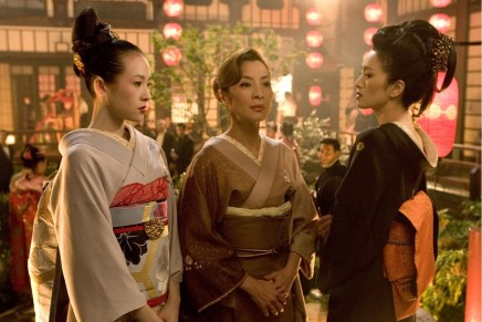 Fashspiration of the week // Memoirs of a Geisha: Turning Japanese? We really think so…