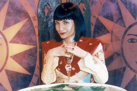 Fashspiration of the week // Mystic Meg: Intergalactic! Planetary! Planetary! Intergalactic!