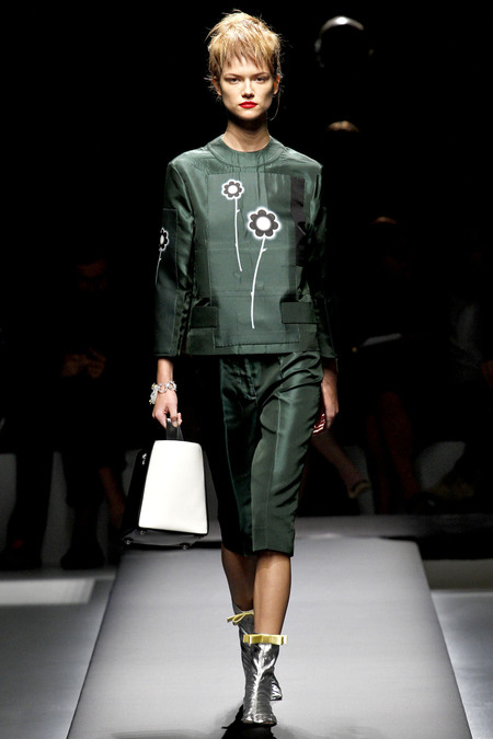 Prada hakamas SS13