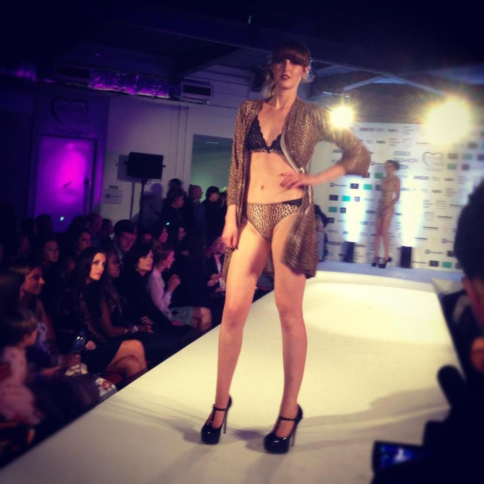 STRIP Essex Fashion Week 2012 lingerie
