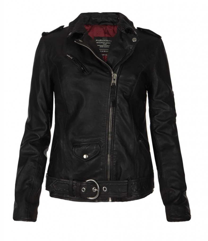 All Saints Valley biker jacket
