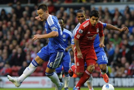 Smack my pitch up // Kicking racism out of football – literally, in the case of Suarez