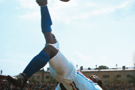 Smack my pitch up // Three good football films (they're not a load of balls)