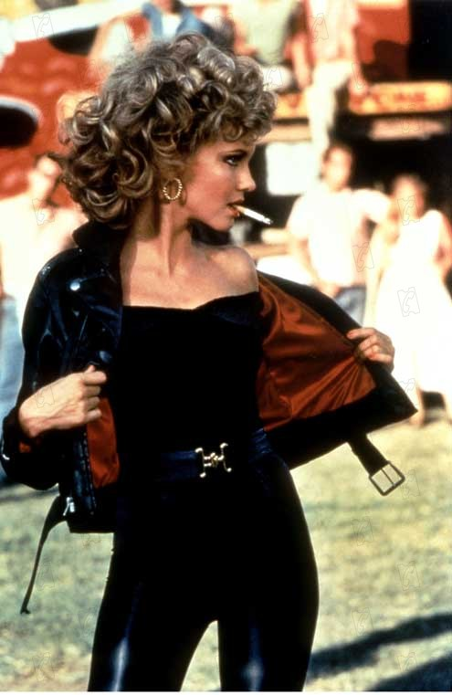 Sandy from Grease outfit