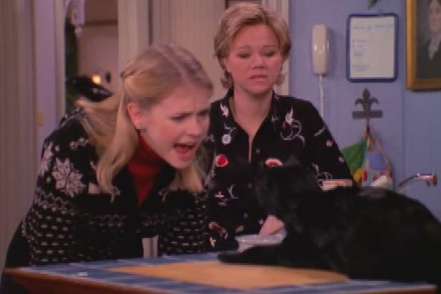 Christmas jumper Sabrina the teenage witch