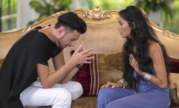 Crying Rylan on X Factor