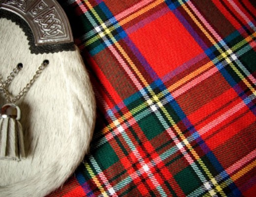 Burns Night fashion