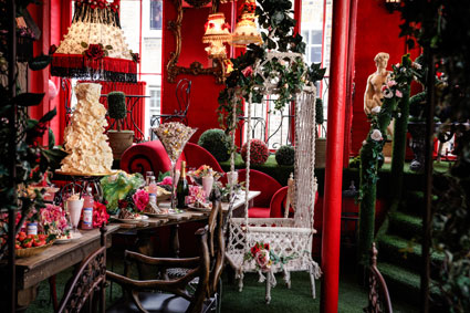 Choccywoccydoodah London Secret Room
