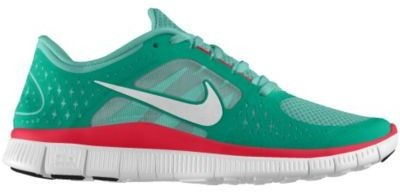 Nike Free Run iD Custom Women's Running Shoes