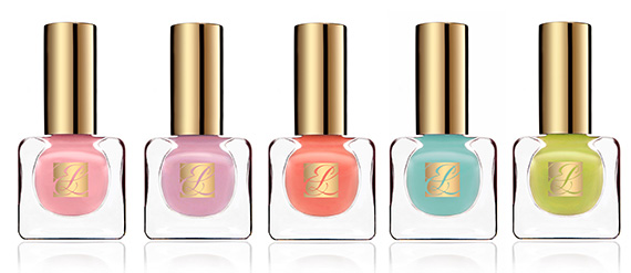 Estee Lauder Pure Colour Nail Lacquer Collection