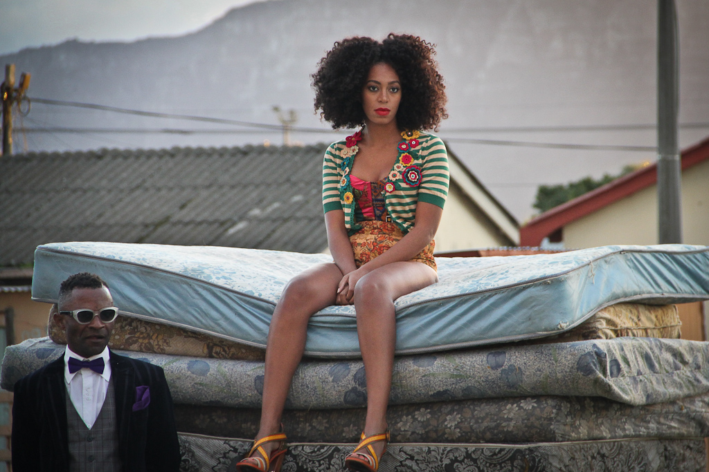 Solange Knowles Losing You video - www.leblow.co.uk