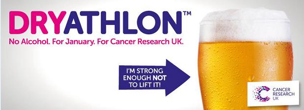 Cancer Research UK's Dryathlon