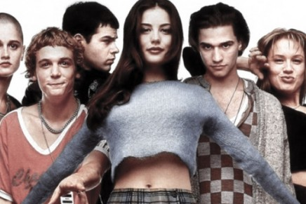 Fashspiration of the week // Corey from Empire Records (*sob* buh-bye, HMV!)
