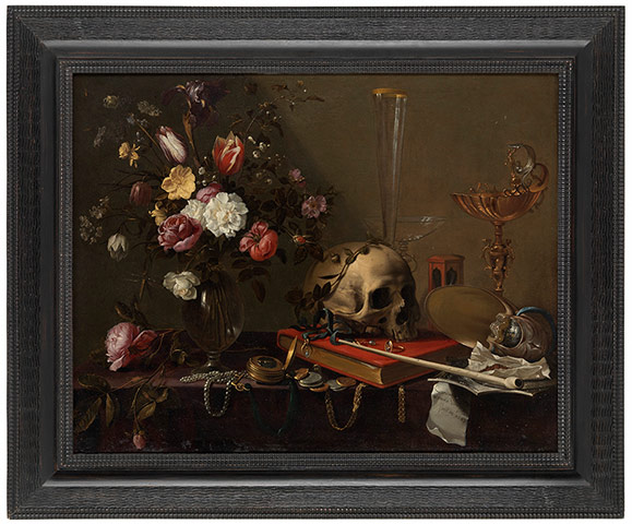 Death: A Self-Portrait at the Wellcome Collection