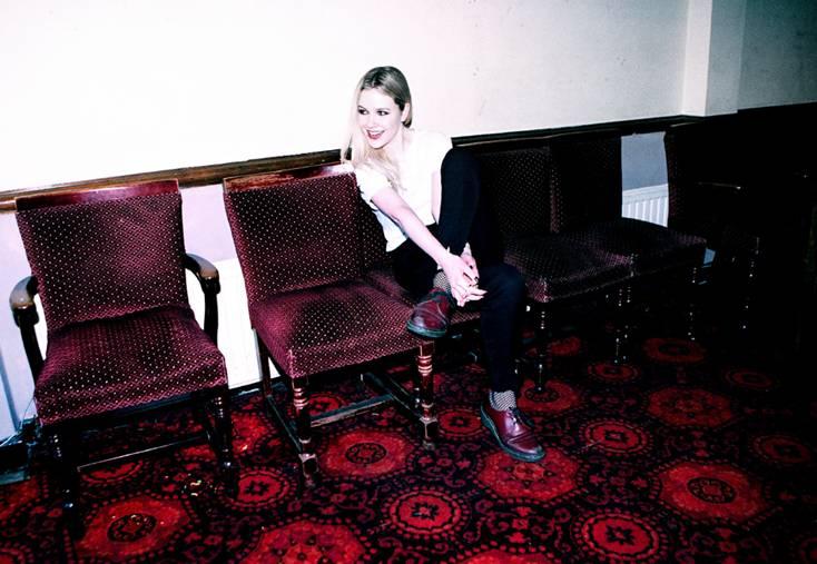 Misty Miller Burberry show music AW13