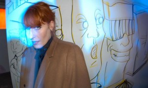 Kingsley Davis - Behind the Groove - Florence Welch