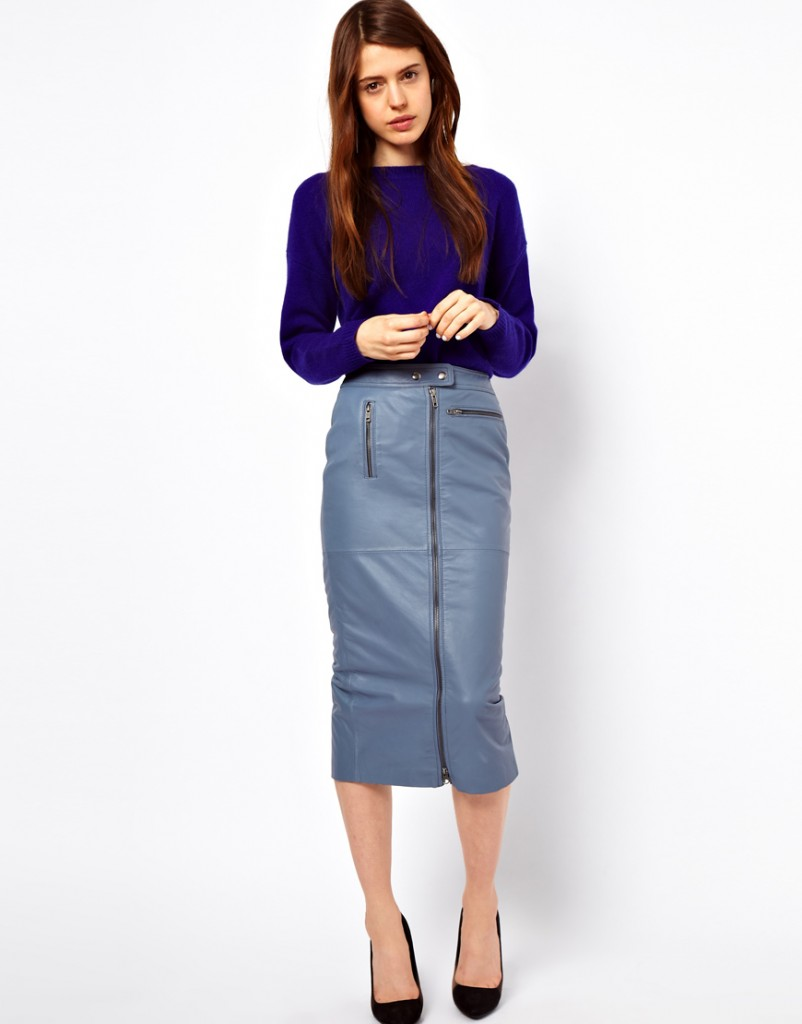 Ann Taylor Size 10P Blue Faux Leather Trim Mini Pencil Skirt Side Zipper. Ann Taylor · 10P · Above Knee. $ Top Rated Plus. Sellers with highest buyer ratings; Rebecca Taylor Vegan Leather Skirt Pleated Blue 2 Navy Blue Faux Leather Skirt. Pre-Owned. $ or .