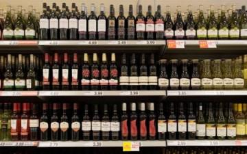 How to buy wine in a supermarket