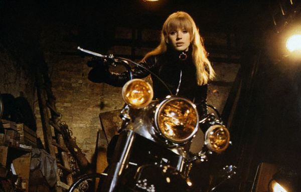 Marianne Faithfull in Girl on a Motorcycle
