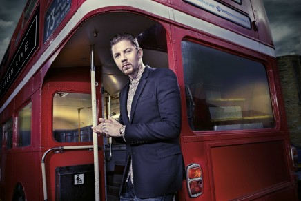 Competition time // WIN tickets to a secret Professor Green gig in London!