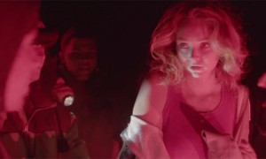 Lily Cole in Yeah Yeah Yeahs Sacrilege video