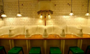The Attendant - a coffee shop in a Victorian toilet