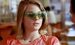 Jodie Foster sunglasses as Iris in Taxi Driver