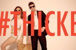 What's big in our box // Robin Thicke – Blurred Lines ft. T.I., Pharrell