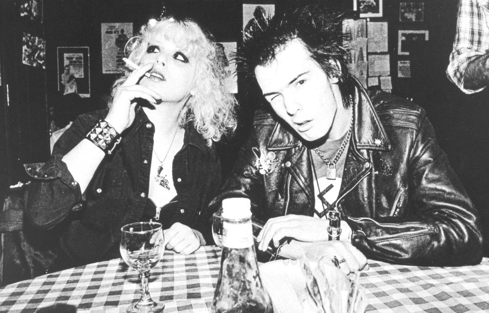 Nancy and Sid Vicious