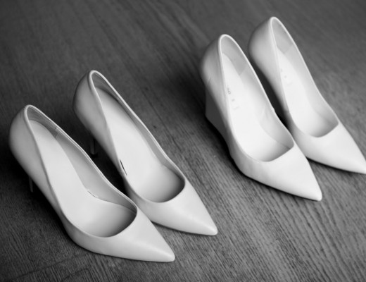 white shoes mango stilettos wedges