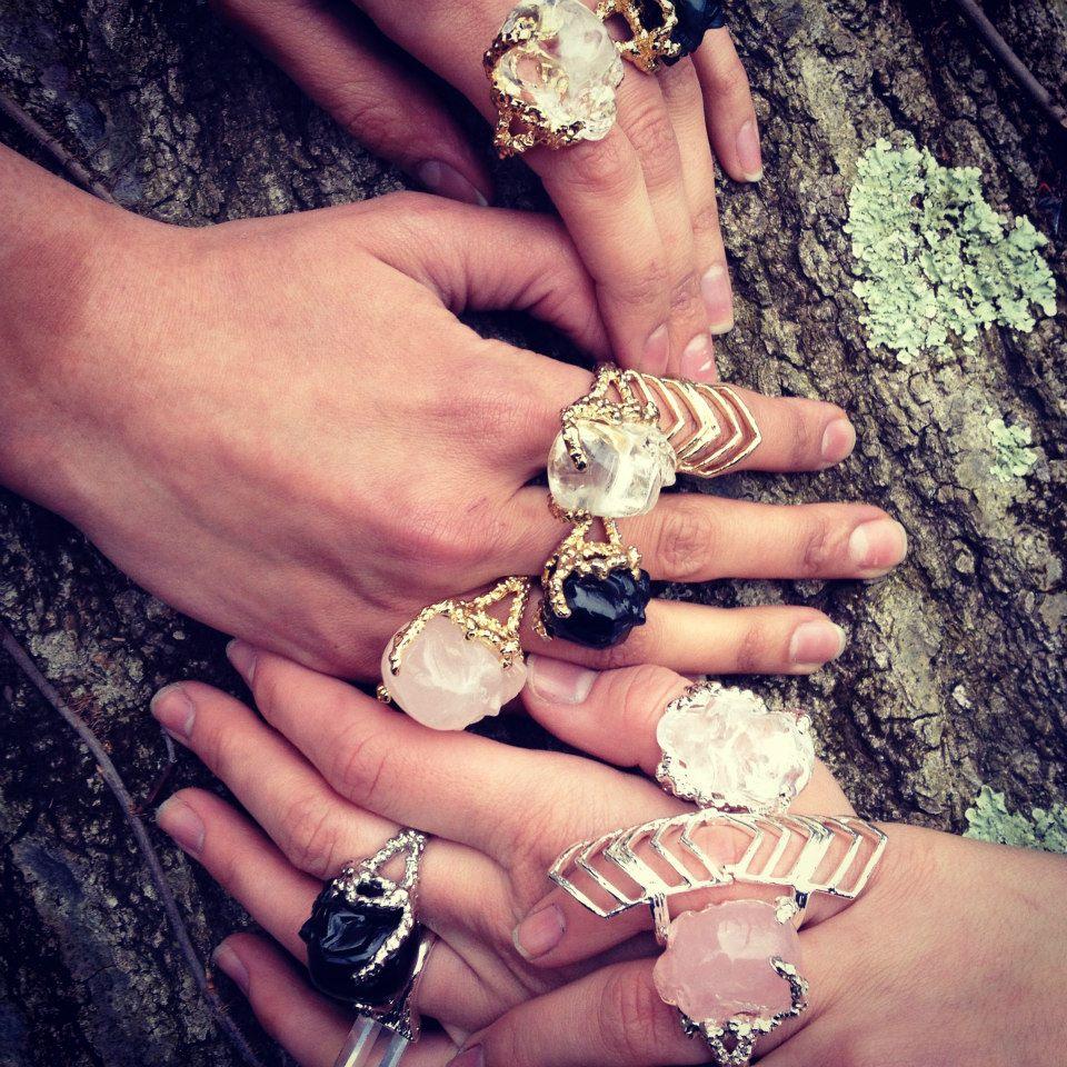 Jewellery designer Brooke Persich