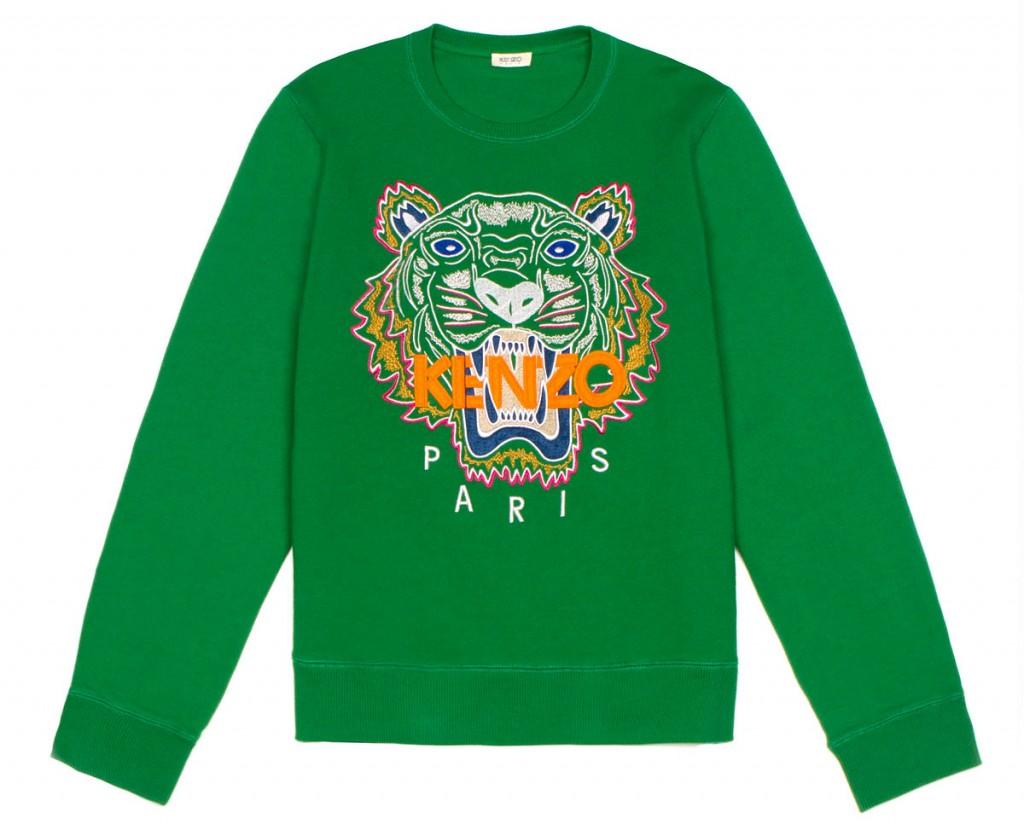 Kenzo lion sweater