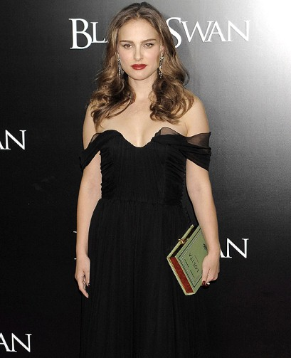 Natalie Portman Olympia Le Tan book cover bag