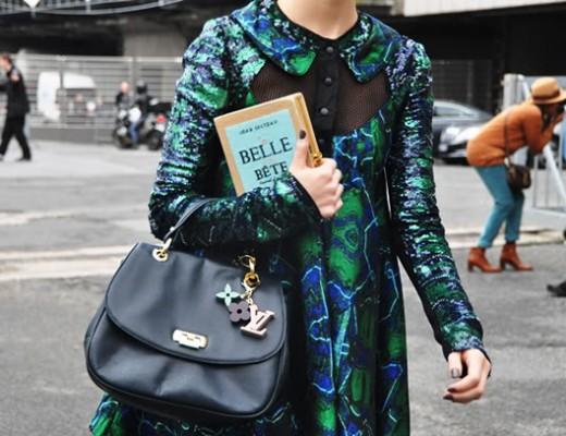 Olympia Le Tan book cover bag