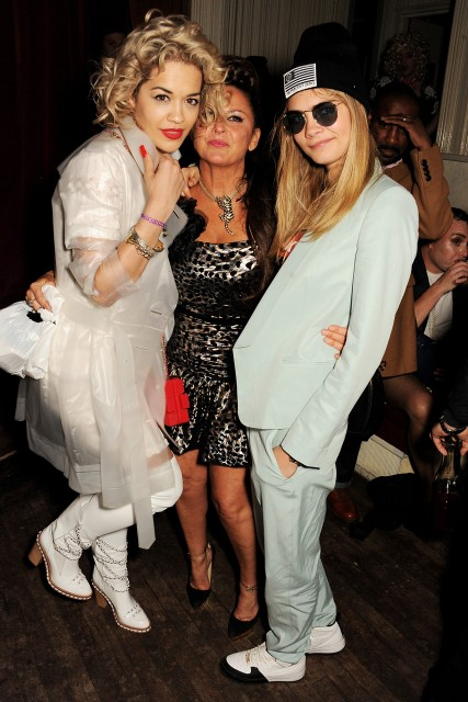 Rita-Ora-Fran-Cutler-and-Cara-Delevingne-at-Frans-surprise-birthday-party-supported-by-ABSOLUT-Elyx-at-The-Box-Soho
