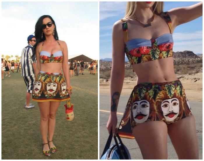 Katy Perry Vs Iggy Azalea Dolce & Gabanna