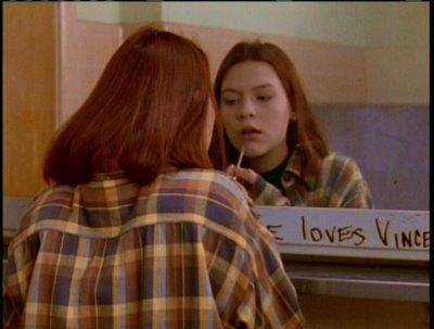 Clare Danes 90s lips
