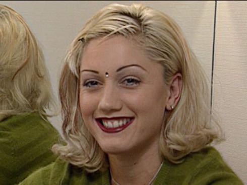Gwen Stefani 90s lips