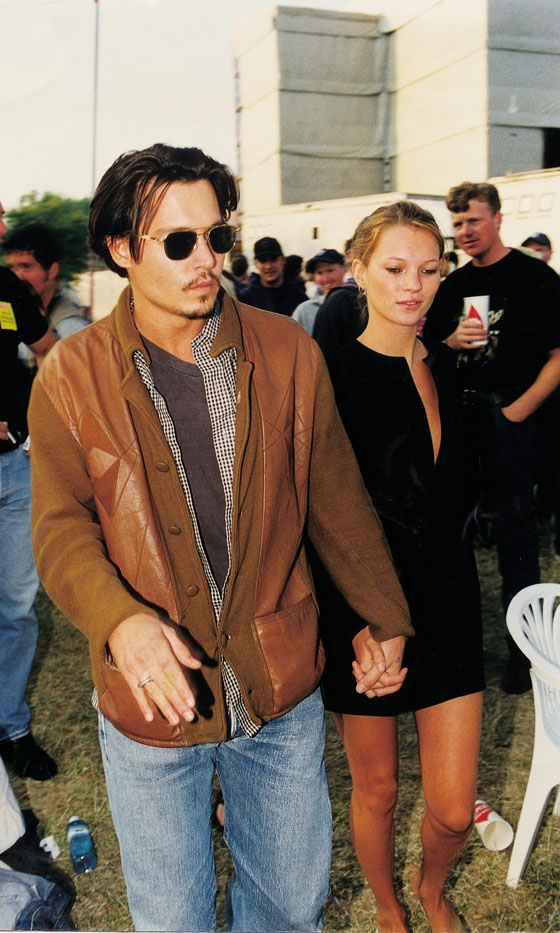 Kate Moss festival fashion