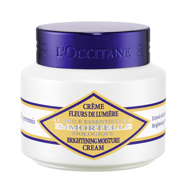 L'Occitane Immortelle Brightening Moistuiser