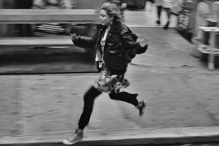 Fashspiration of the week // Frances Ha's off-duty dancer fashion