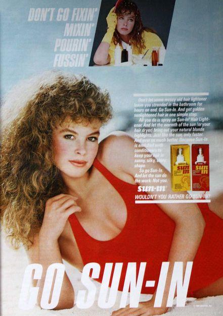 Go Sun In 90s advert