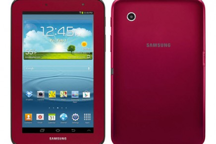 Inspect our gadgets // Samsung Galaxy 2 (7.0) WiFi Tablet review