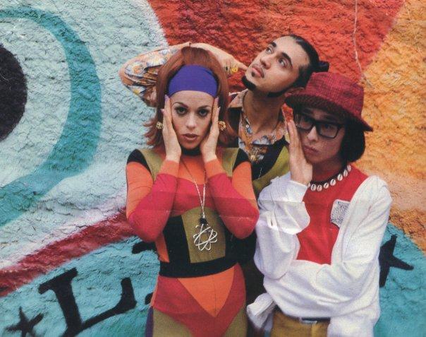 Deee-lite 1990